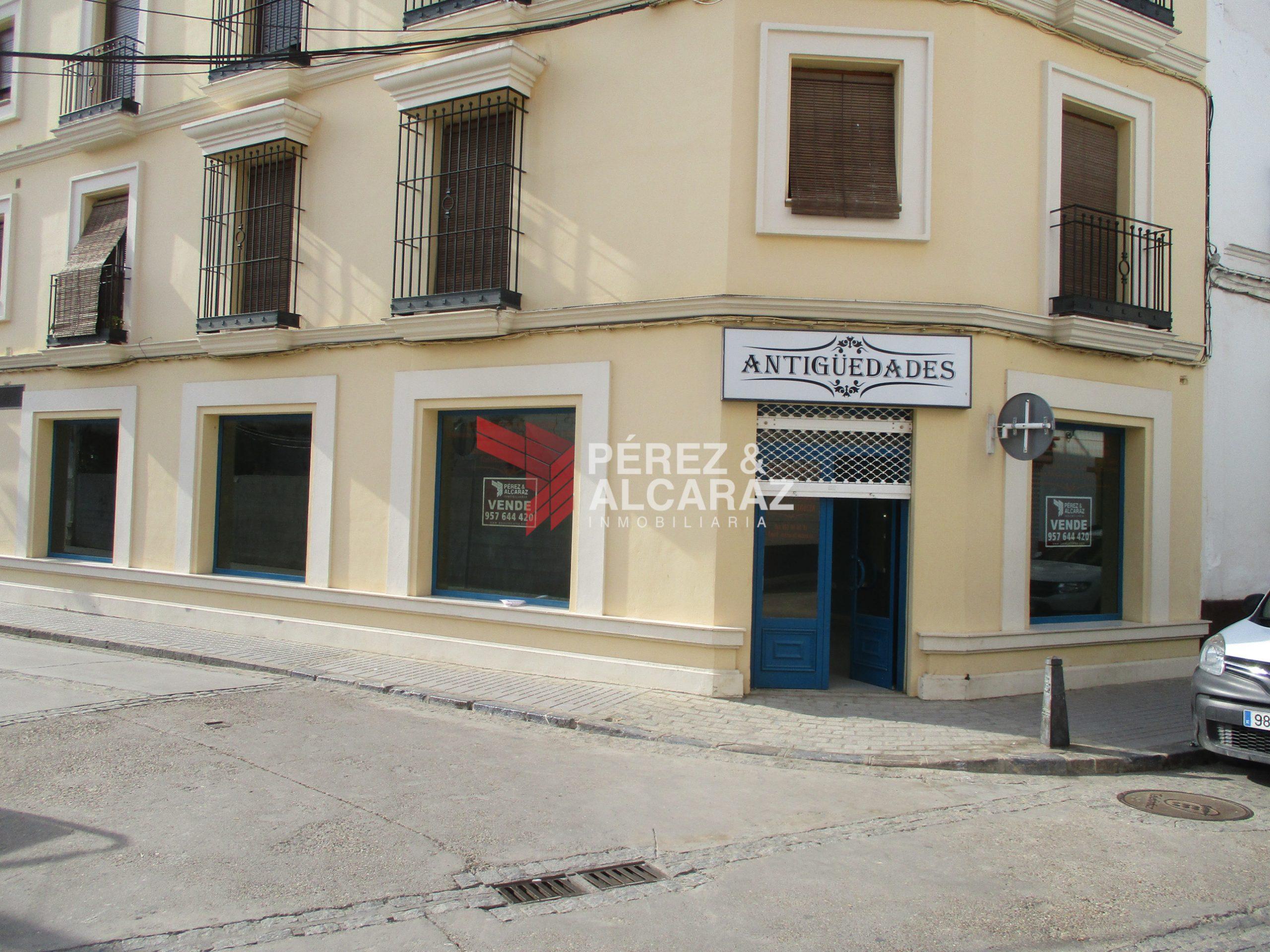 Local comercial en calle Portada